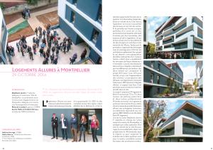 Article - Logements Allures à Montpellier
