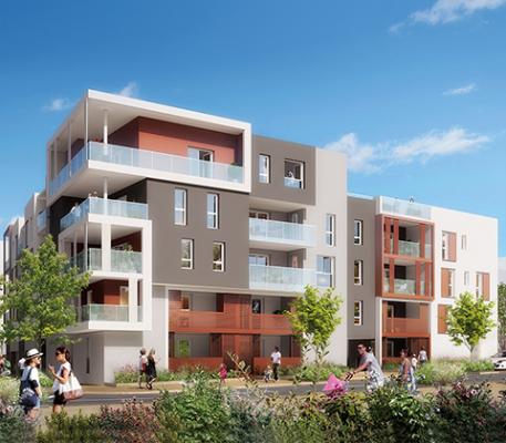 T4 – Idéal primo-accédant, 90m² hab avec 18m² terrasse sud et double garage  à 247 900 € sur Montpellier