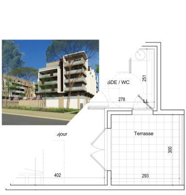 T1 – à partir de 107 700 € sur Juvignac, découvrez la résidence