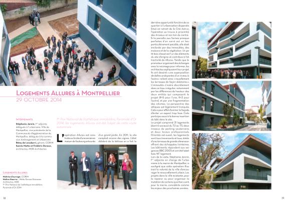 Logements Allures à Montpellier