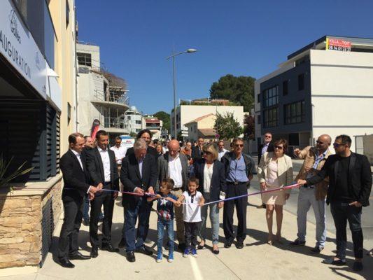 Inauguration de nos résidences « PATIO »
