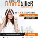 Le salon de l'immobilier les 24, 25 et 26 septembre 2021 au Parc des expositions de Montpellier